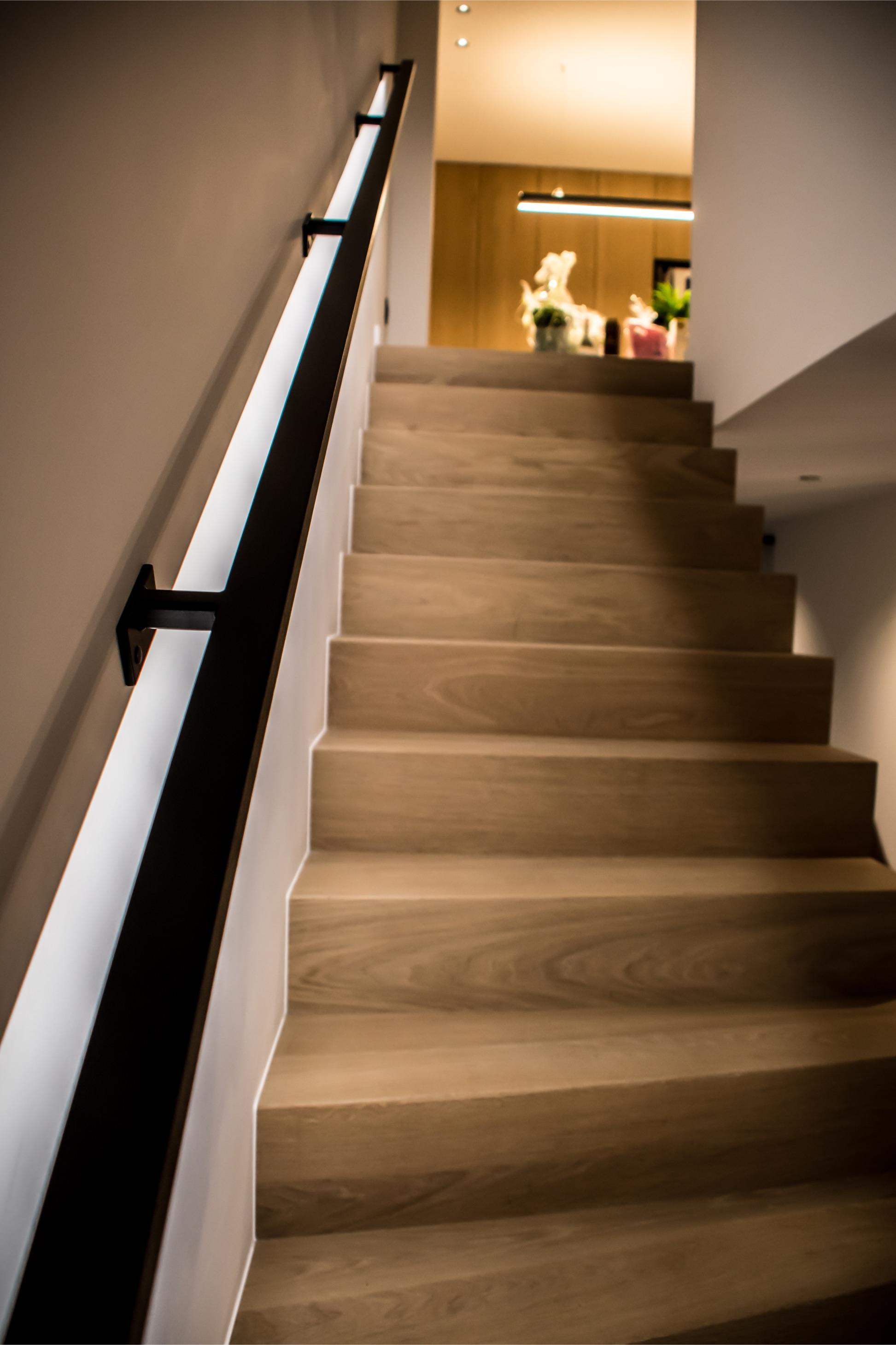 Parket & trappen